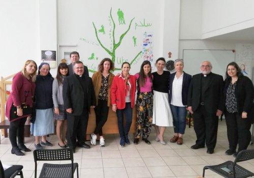 """Festa delle famiglie al nuovo Consultorio familiare """"Neos Kosmos"""" di Atene"""