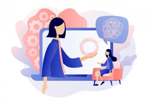 Interventi psico-sociali in Consultorio attraverso l'online: svantaggi e benefici durante l'esperienza nell'emergenza COVID-19